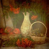 Осень приходит  гости... :: анна нестерова