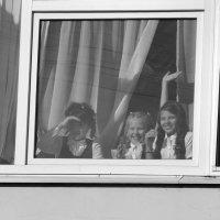 ...школьное окно... :: Ольга Нарышкова