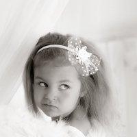У ангелов тоже бывает плохое настроение... :: Дарья Сбитнева
