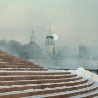 Засыпает простуженный город :: Александр | Матвей БЕЛЫЙ