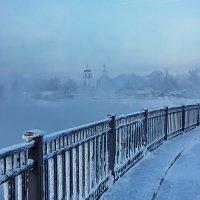Я замороженная вязь средь января :: Александр | Матвей БЕЛЫЙ