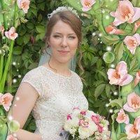 В цветах... :: Марина Назарова