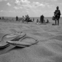 На пляже :: Рагнед Малаховский