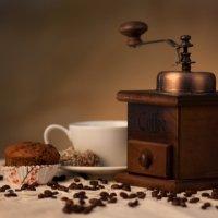 кофейный :: Tatiana Florinzza