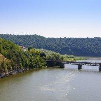 мост через реку Жванчик :: Roman Globa