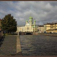 СПб. Исидоровская церковь на канале Грибоедова :: Евгений Никифоров
