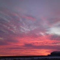 Еще закат :: Рустем Жансеитов