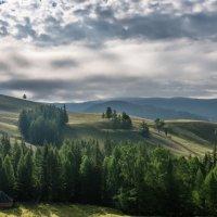 Утро в горах. :: Жанна Мальцева