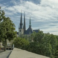Собор Люксембургской Богоматери :: leo yagonen