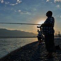 ловись рыбка... :: Валерий Дворников