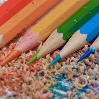 цветная жизнь карандашей 2 :: Светлана Вдовина