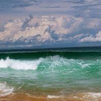 Завораживающий шторм в Адаманском море :: Аркадий Чумаков