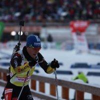 Чемпионат мира по биатлону 2012 :: Андрей Шендрик