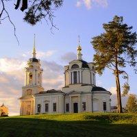 церковь Знамения... :: Андрей Куприянов