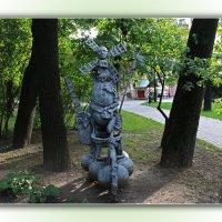 Абстрактные скульптуры.(3) :: Александр Лейкум