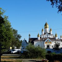 Кафедральный собор г. Орска :: Юлия Мошкова