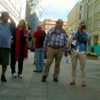 Впечатления  от  Москвы :: Игорь Пляскин