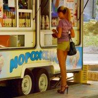 За мороженым :: Владимир Болдырев