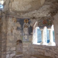 Церковь Святого Николая в Демре (IV век) :: Галина