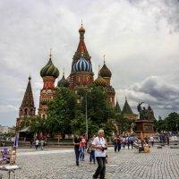 Москва и москвичи! Поздравляю с праздником! :: Надежда Середа