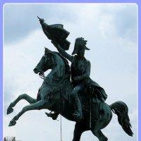 Памятник эрцгерцогу Карлу Австрийскому :: Elena Izotova