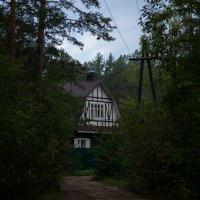 Домик в деревне :: Дмитрий Тихомиров
