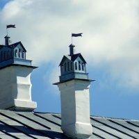 Какие бывают крыши :: Igor Khmelev
