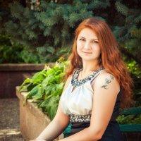 Алентина :: Солнечная Лисичка =Дашка Скугарева