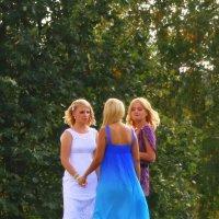 Три грации, реплика :: Татьяна Сухова