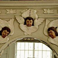 Внутреннее убранство церкви св апостола Петра. :: Маry ...