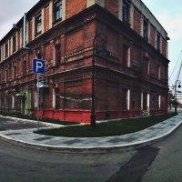 Корпус старого завода :: Alistina