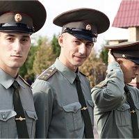 товарищи младшие сержанты :: Марина Буренкова