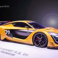Renault Sport RS 01 :: Александр Назаров