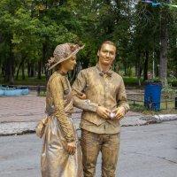 Скульптуры :: Евгений Мельников