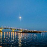 Последние баржи возвращаются из плавания :: Дмитрий Тарарин