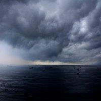 Когда хмурится небо за окном :: Ольга Нестеренко