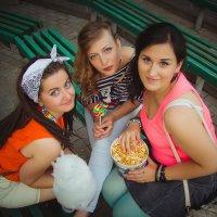 Три девицы :: Ольга Палей