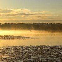 Озеро Круглое. Восход. :: Cергей Павлович