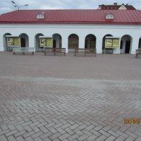 Каземат,где был Ф.М. Достоевский :: раиса Орловская