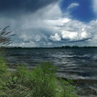 кучевые облака :: sergej-smv