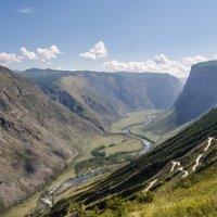 Перевал Каты-ярык. :: Жанна Мальцева