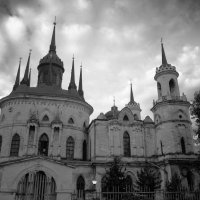 Баженовская церковь 1789 г :: Елена Решетникова