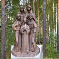 памятник расстреляной семье царя Николая :: Алексей Корзников