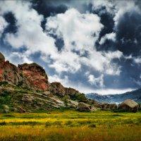 Кентские горы, Казахстан :: Игорь Лариков