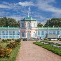 Большая каменная оранжерея :: Екатерина Рябцева