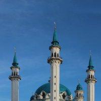 Соборная мечеть Кул Шариф :: leoligra