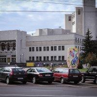 Театр музкомедии. Минск. :: Nonna