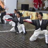 Китайские монахи :: Екатерина Рябинина