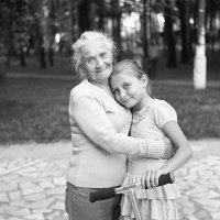 Связь поколений :: Сергей Гайлит