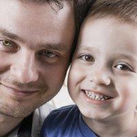 Отец и сын :: Марина Кириллова